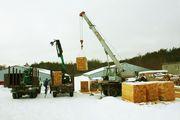 Шпала Тип 2-А. Прямая поставка пиломатериалов из Украины.